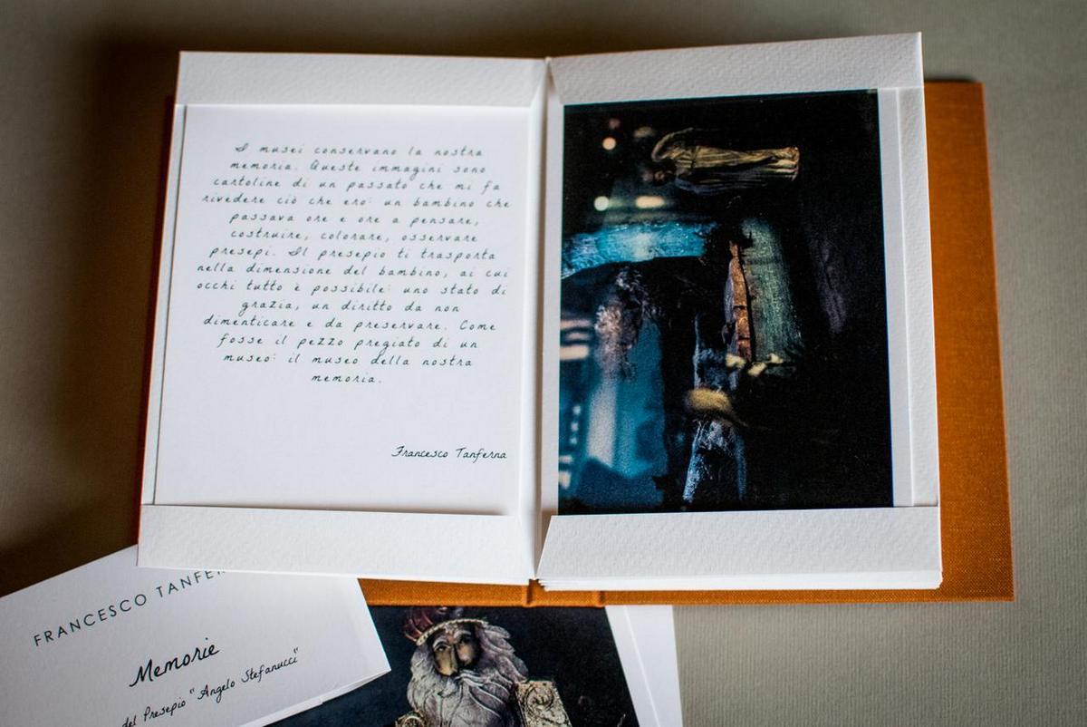 Libro Memorie dal Museo del Presepio